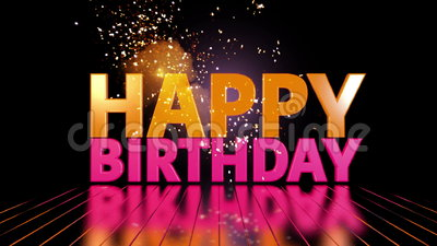 Happy Birthday 1080p Hd Wallpapers Happy Birthday Stock Footage Video Of Exploding