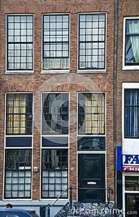 Holland-Haus Mit Fenster Stockbilder - Bild: 19315634