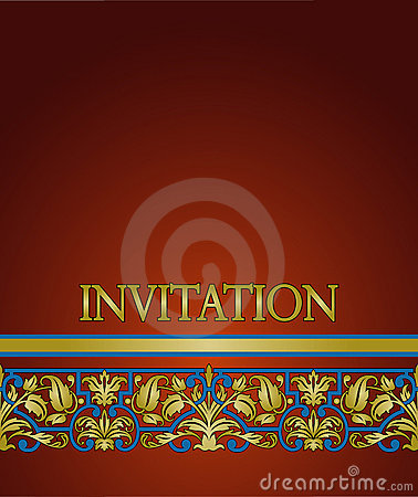 Editable Invitation Card - C # ile Web\u0027 e Hükmedin!