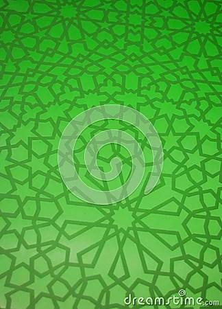 Eid Mubarak Wallpaper 3d Islamic Geometric Pattern Royalty Free Stock Photos