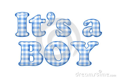 Girl Baby Shower Wallpaper Its A Boy Royalty Free Stock Images Image 29224529