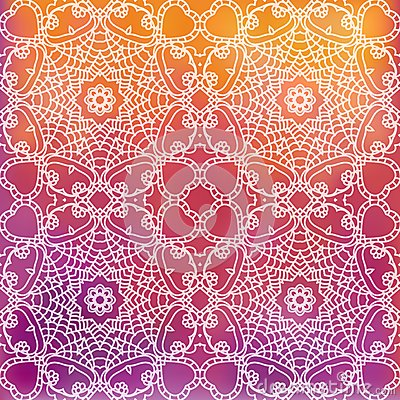 3d Holi Wallpapers Free Download Lace Pattern Background With Indian Ornament Stock Image