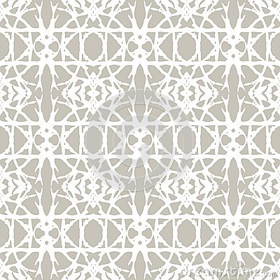 3d Geometric Shapes Wallpaper White Lace Pattern With White Shapes In Art Deco Style Royalty