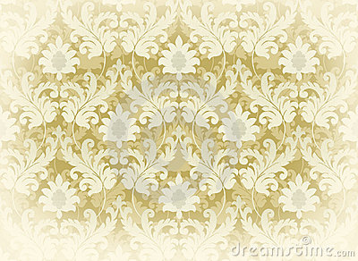 New Year Wallpapers 3d Light Beige Renaissance Background Royalty Free Stock