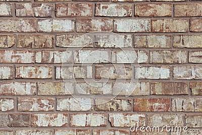 3d Brick Wallpaper For Walls Light Brick Wall Royalty Free Stock Photography Image