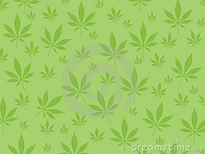 3d Computer Graphics Wallpaper Marijuana Background Royalty Free Stock Photo Image