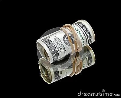 3d Money Wallpaper Money On Black Royalty Free Stock Photos Image 3521028