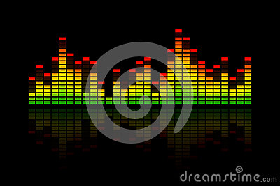 Shutterstock Hd Wallpapers Music Equalizer Bars Stock Images Image 34501314