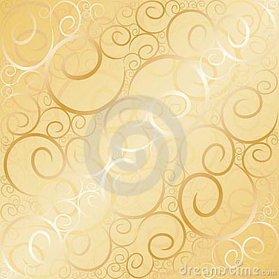 3d Liquid Abstract Wallpaper Old Gold Swirl Royalty Free Stock Images Image 11539299