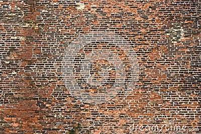 3d Grey Brick Wallpaper Oude Ruwe Bakstenen Muur Royalty Vrije Stock Foto