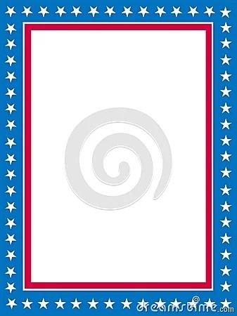 Patriotic Borders For Microsoft Word kicksneakers