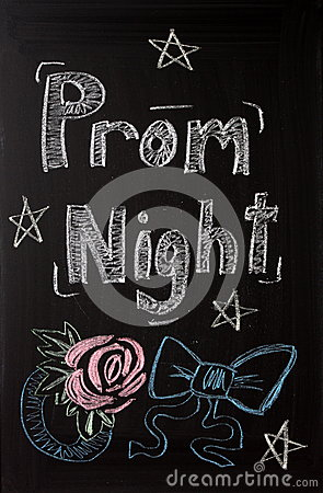 Portrait Wallpaper 3d Prom Night Announcement Stock Images Image 33498444