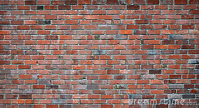 3d White Brick Wallpaper Red Brick Wall Background Royalty Free Stock Photography
