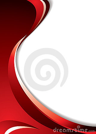 3d Curved Wallpaper Red Curve Royalty Free Stock Photo Image 8775065
