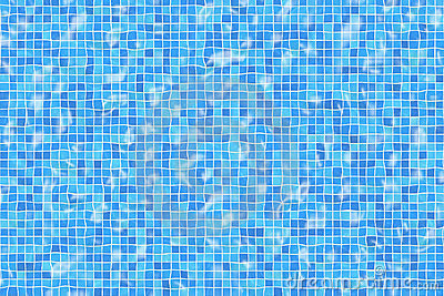 Wallpaper Dolphin 3d Rippled Pool Tiles Royalty Free Stock Photo Image 245765