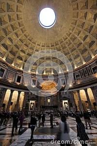 Rome Pantheon Stock Photos - Image: 32852663