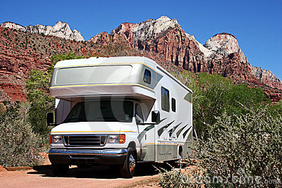 RV Camping - Scenic Zion Views