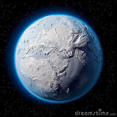 3d Animation Animals Wallpaper Snow Planet Earth Stock Photography Image 17080482