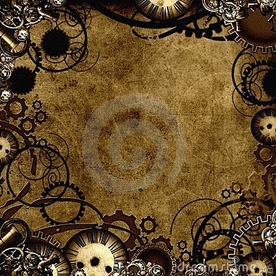 3d Animation Wallpaper Download Steampunk Background Texture Royalty Free Stock Photos