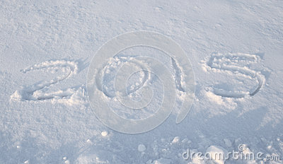 Calendar For Year 2017 United States Time And Date Write Snow Of 2015 Stock Photo Image 38811991