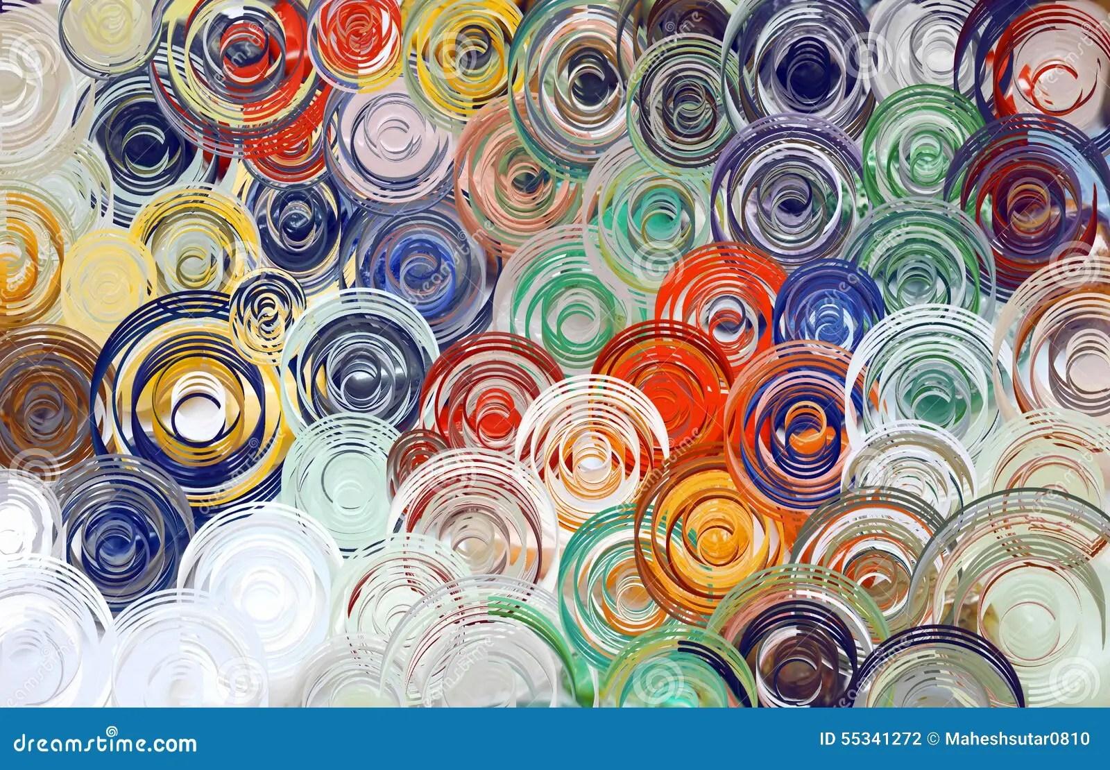 Colorful 3d Abstract Wallpapers 抽象派漩涡五颜六色的背景 Amp 墙纸 库存照片 图片 包括有 概念 黑暗 上色 数字式 分散 几何