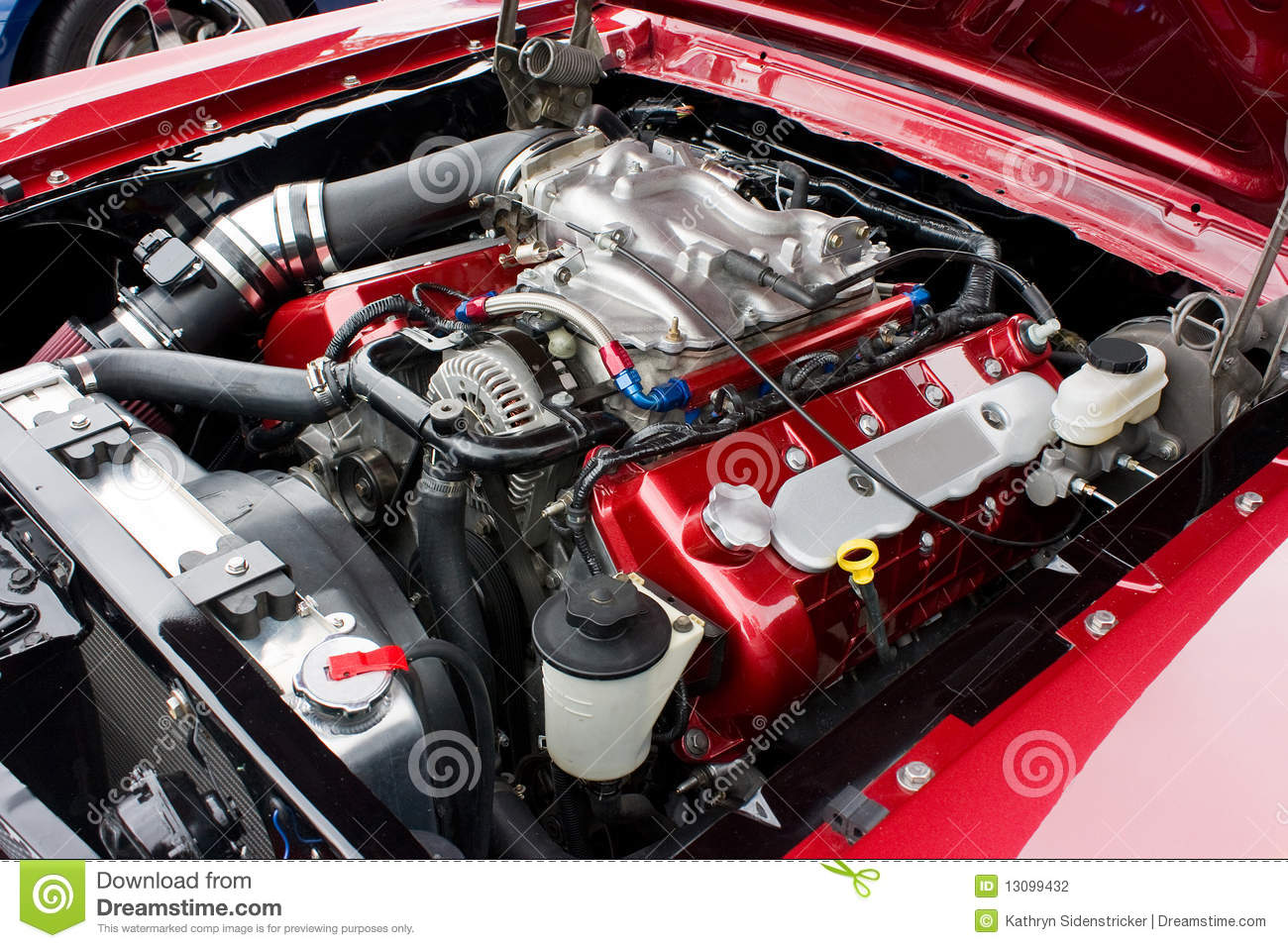 66 Mustang Engine Wiring Diagram 2002 Ford Mustang Cobra Engine Stock Photo Image Of Ford