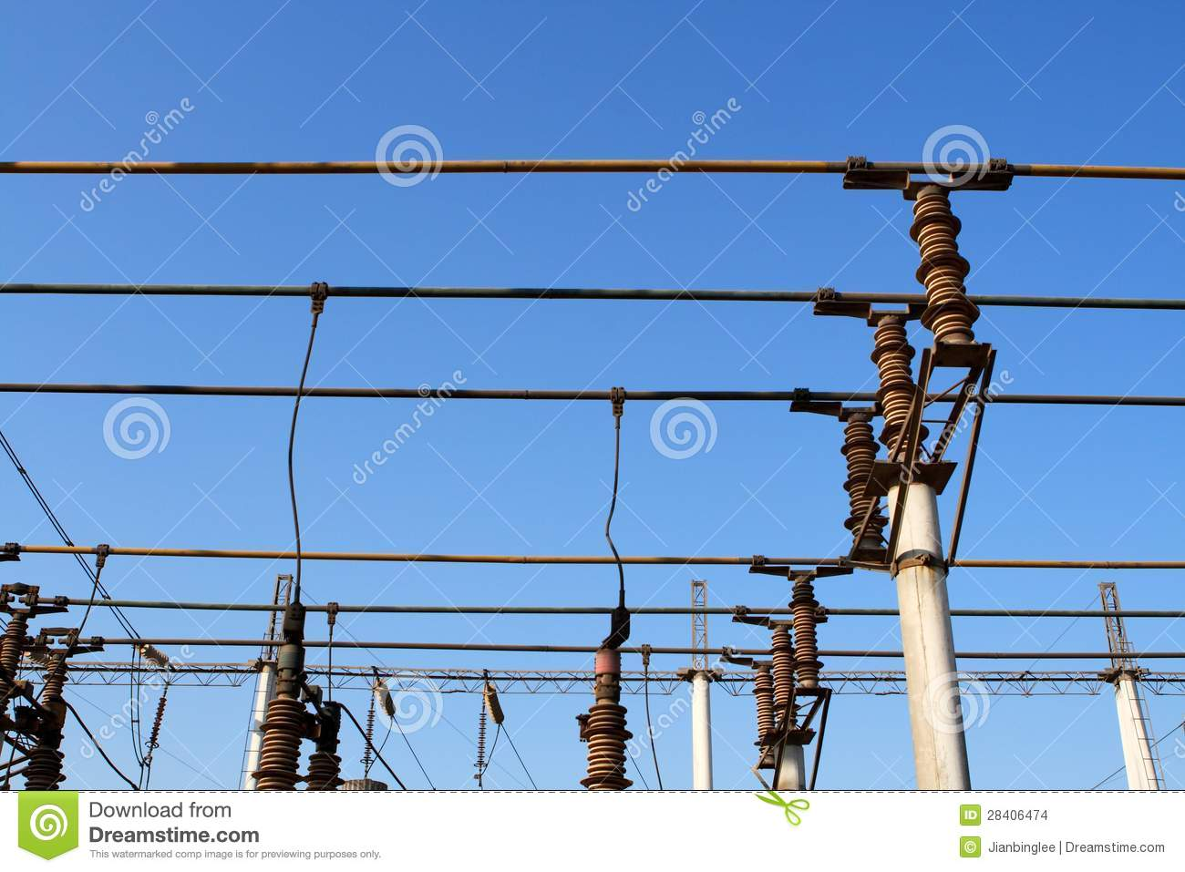 22kv Substation Equipment Stock Photography Auto Electrical Wiring Diagram