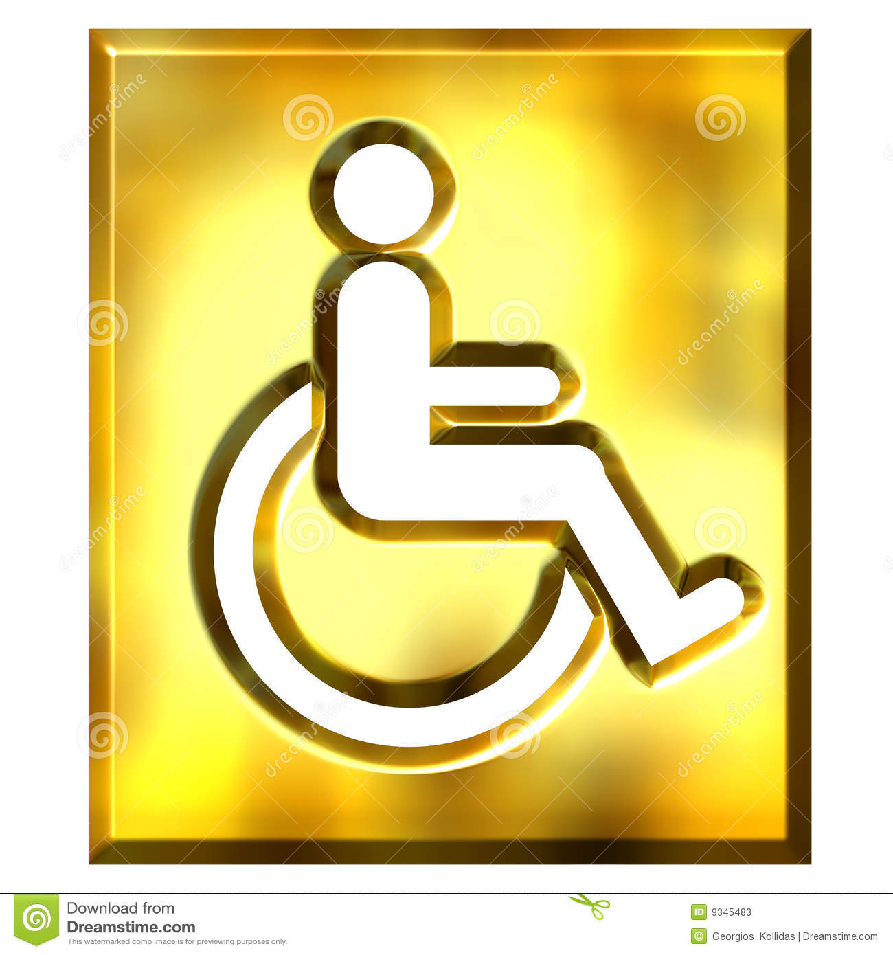 Email Icon Isolated On Special Yellow Square Button Abstract 3d Golden Special Needs Sign Stock Photos Image 9345483