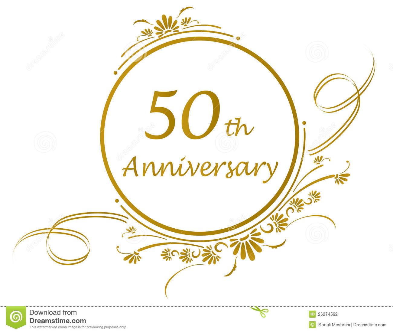 50th Anniversary Logo Clip Art 50th Anniversary Clip Art 50th ...