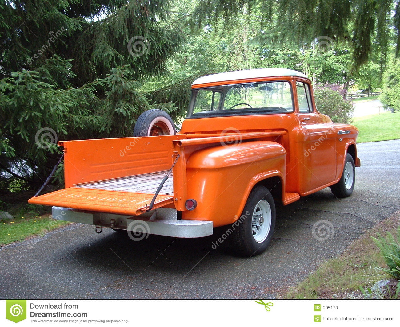 Classic Car Wallpaper 57 Chevy 56 Chevy Rear Stock Image Image Of Truck Auto Hotrod