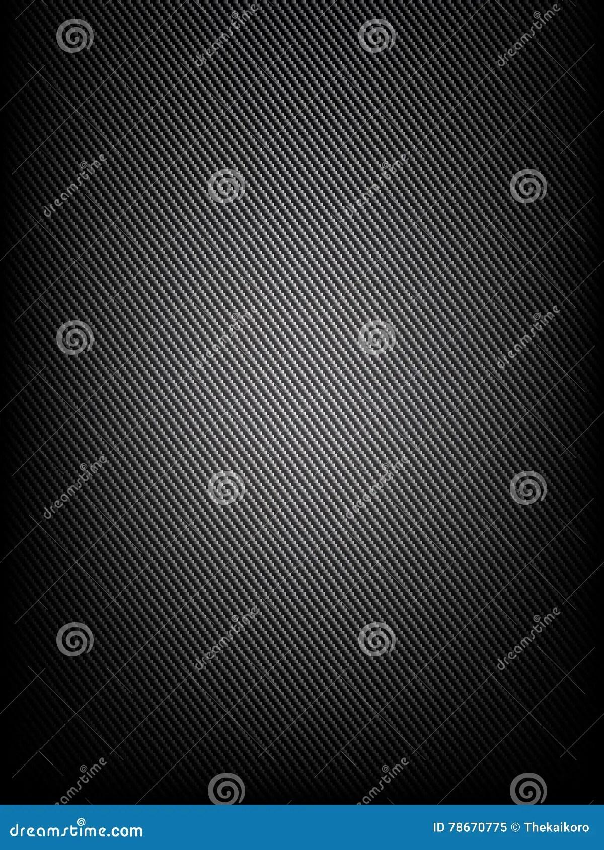 Abstract Background Dark And Black Carbon Fiber Vector Illustration