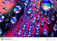 Abstract Bubbles III stock image. Image of droplet, nobody ...