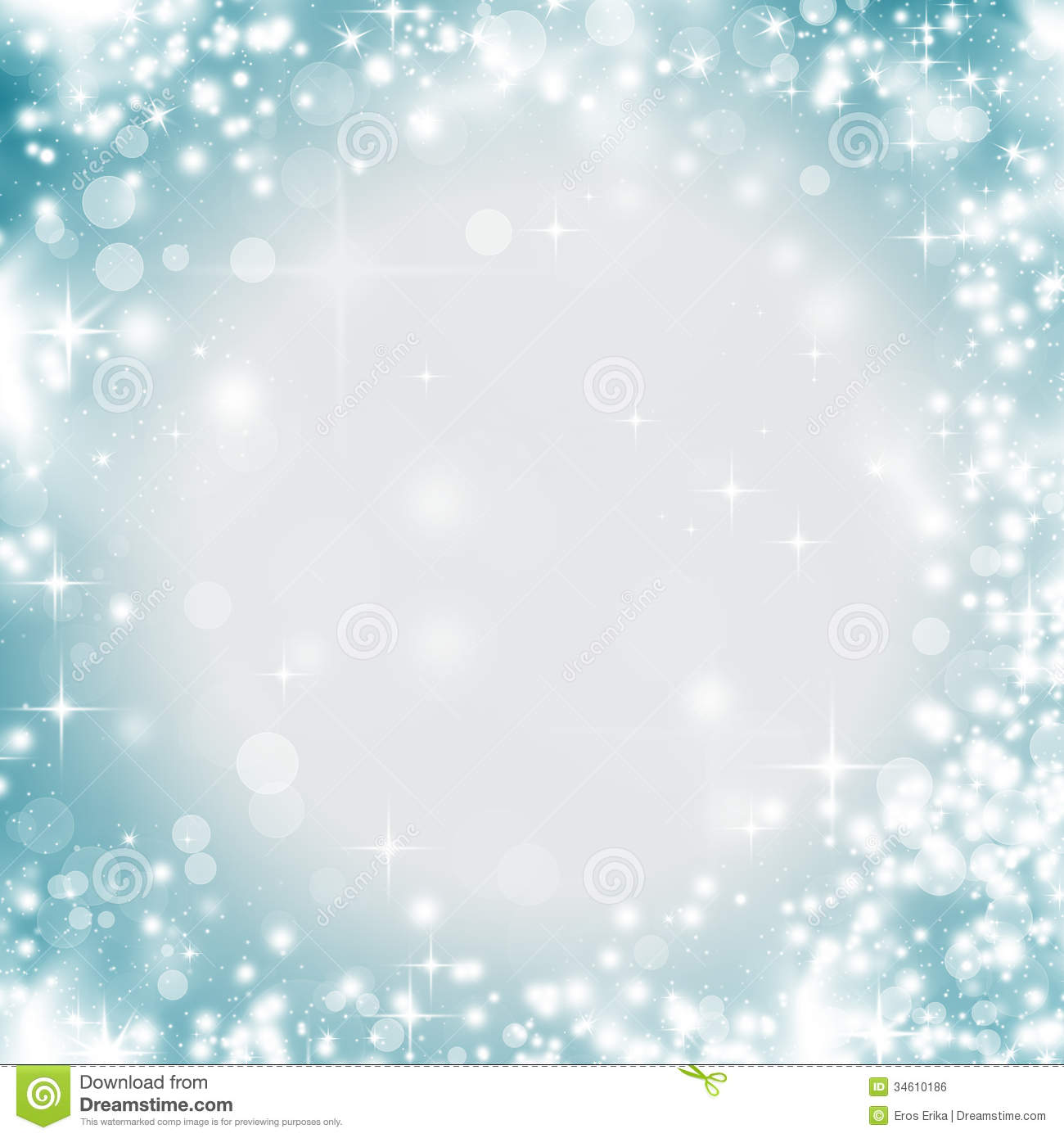 Falling From Stars Wallpaper Abstract Christmas Background Of Holiday Lights Royalty