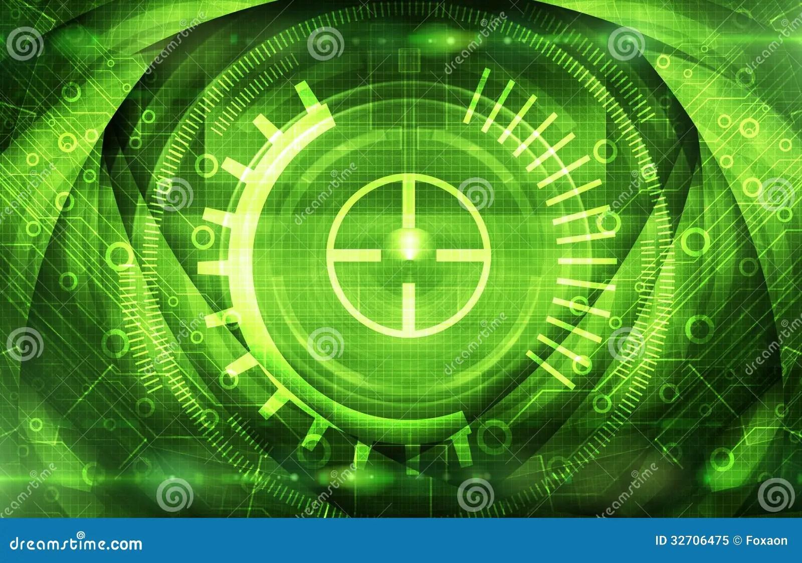 Modern 3d Wallpaper Texture Abstract Dark Green Technical Background Royalty Free