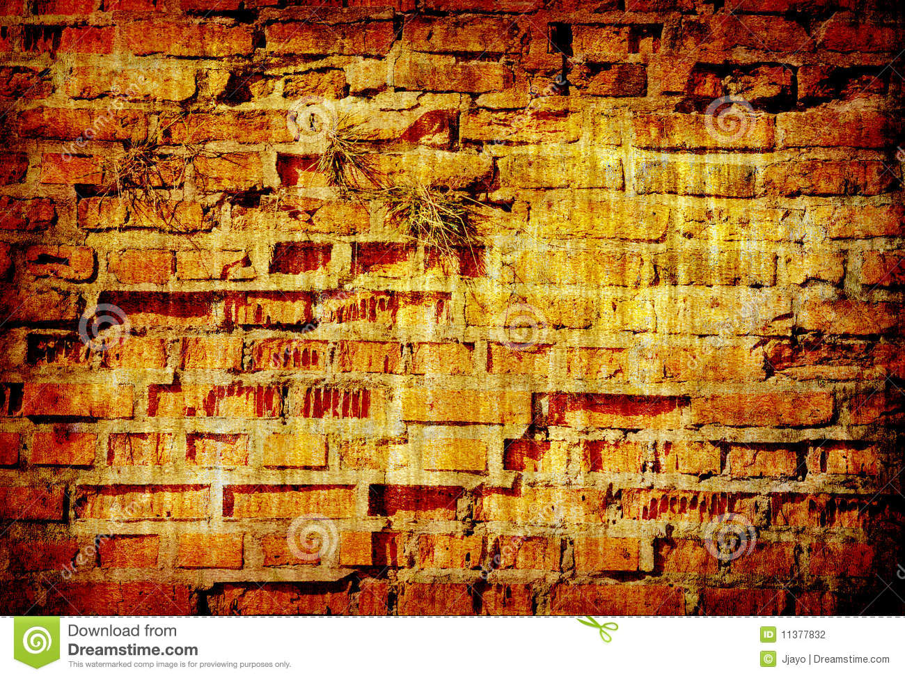 Old Paper Wallpaper Hd Abstract Grunge Background Texture Of Brick Wall Stock