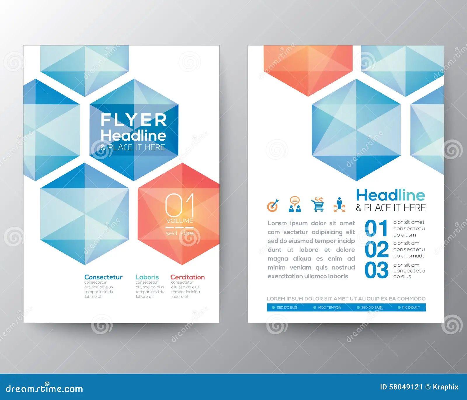 Poster design template -  Poster Brochure Flyer Design Template Layout Download