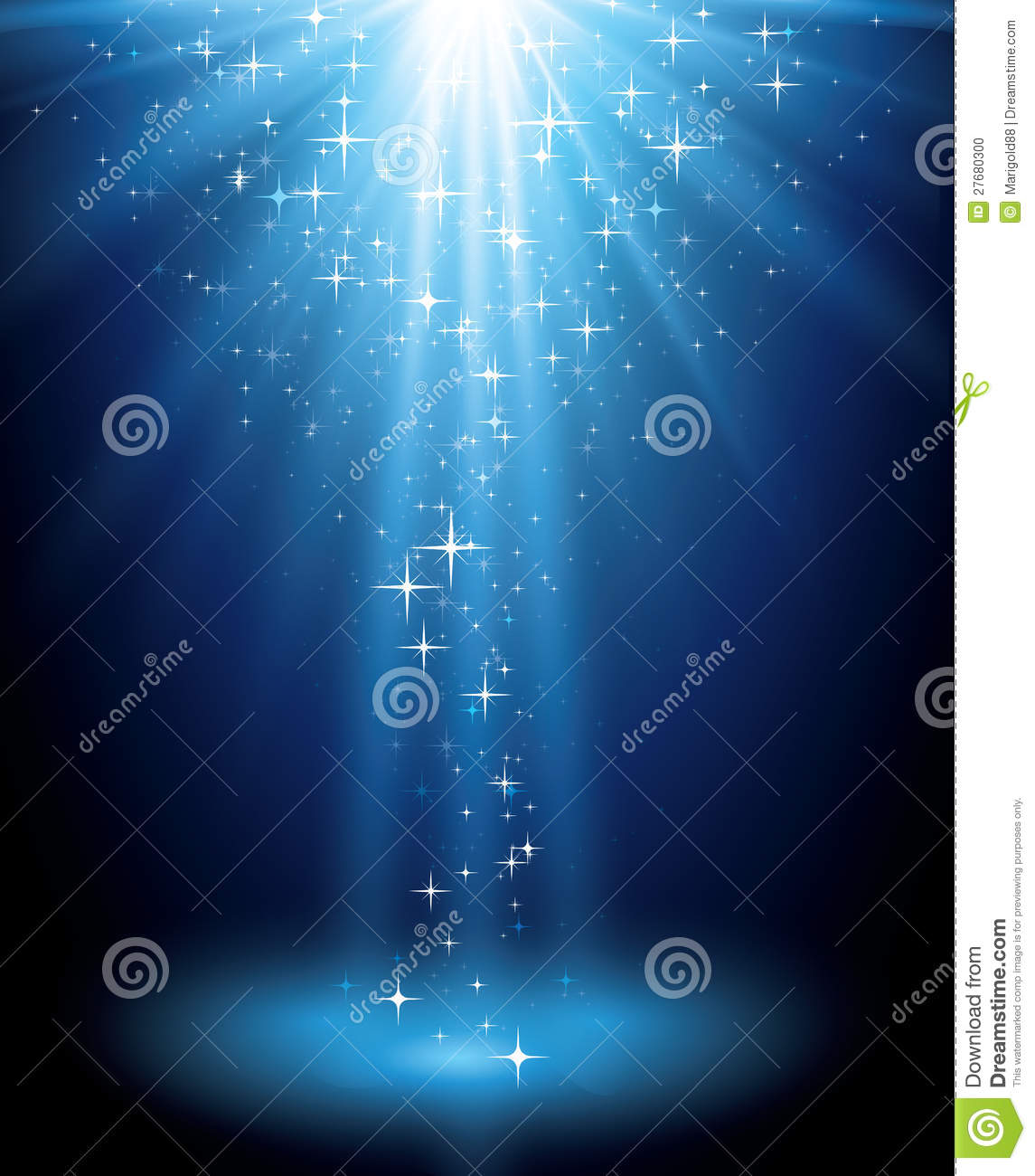 Falling Money 3d Wallpaper Abstract Magic Light Background Stock Photo Image 27680300
