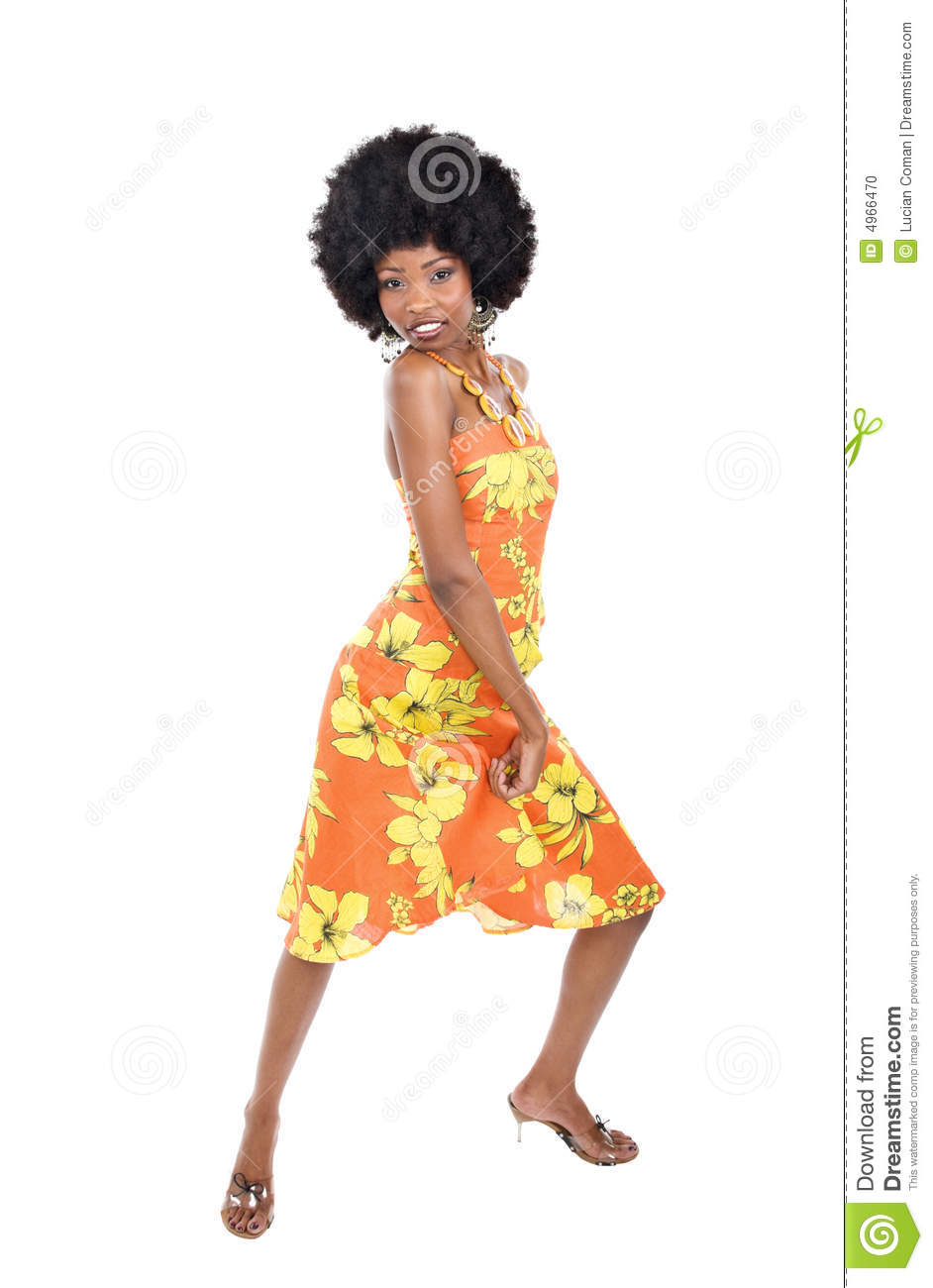 3d Animation Animals Wallpaper African Woman Dancing Stock Photo Image 4966470