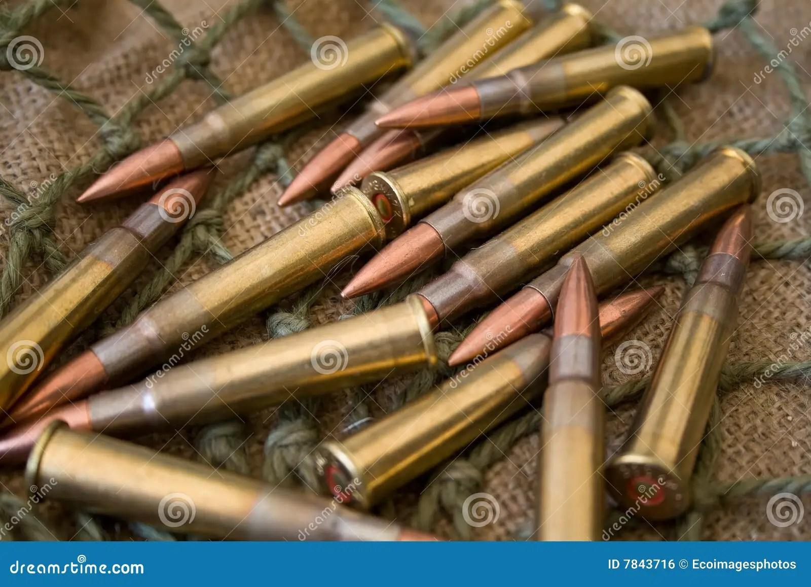 Cuba 3d Wallpaper Ak 47 Ammunition Royalty Free Stock Image Image 7843716