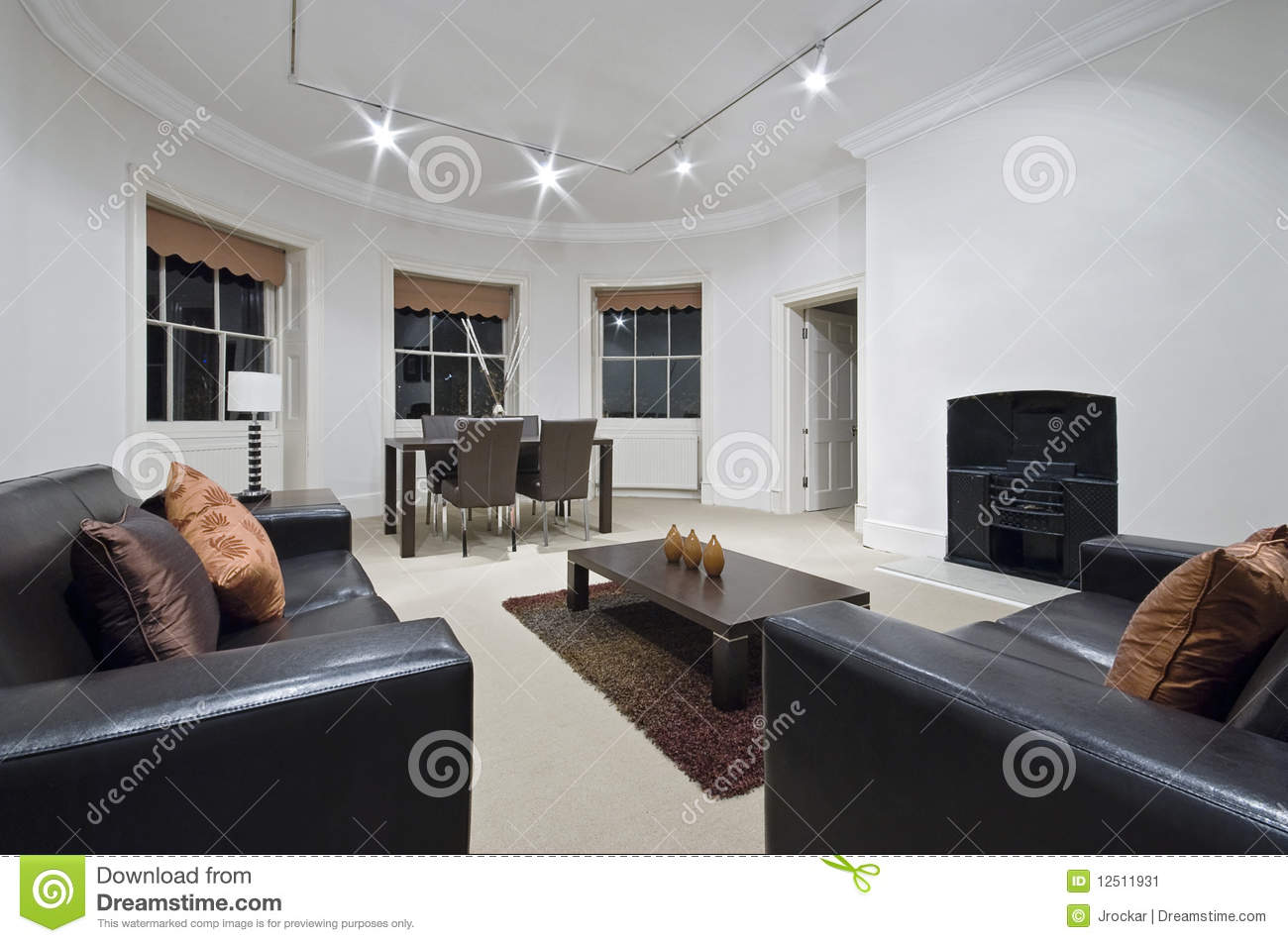 Amazing Living Rooms Amazing Living Room Stock Image Image 12511931