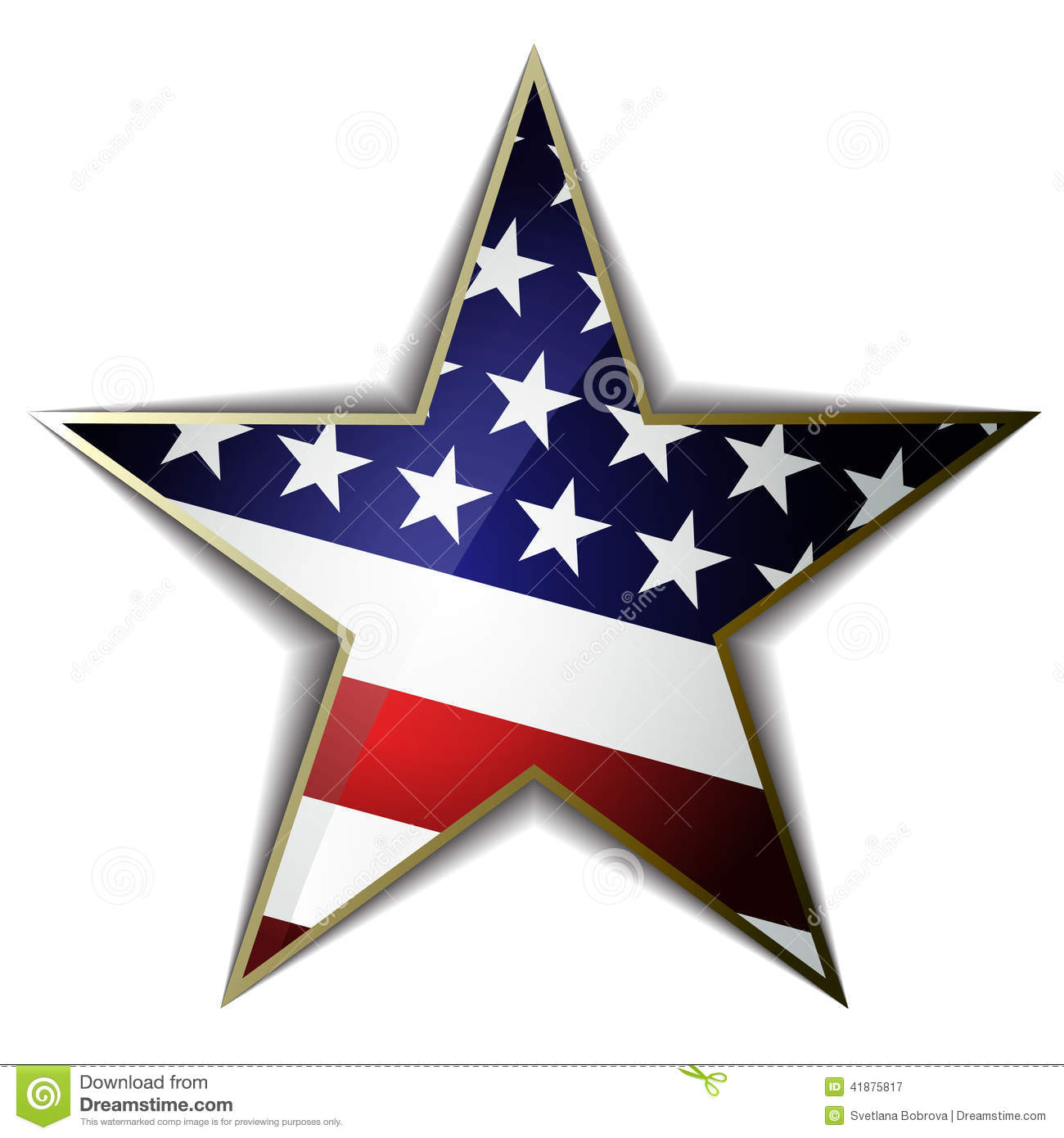 Dallas Cowboys Iphone 7 Wallpaper The American Flag As Star Shaped Symbol Vector Eps10