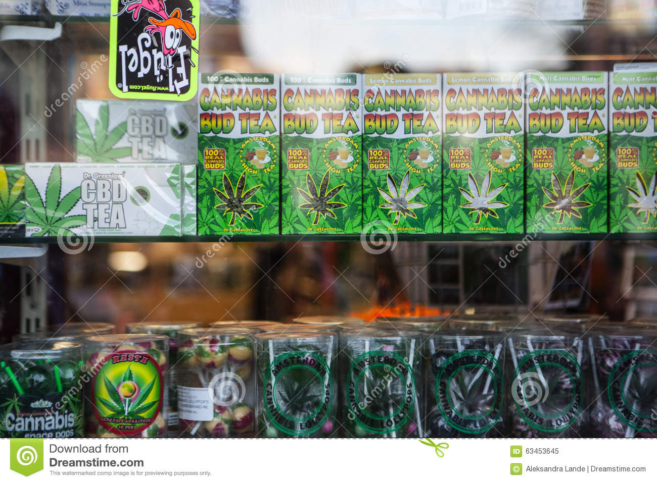 Plant Shop Amsterdam Amsterdam May 13 Candy And Cookies With Marijuana For