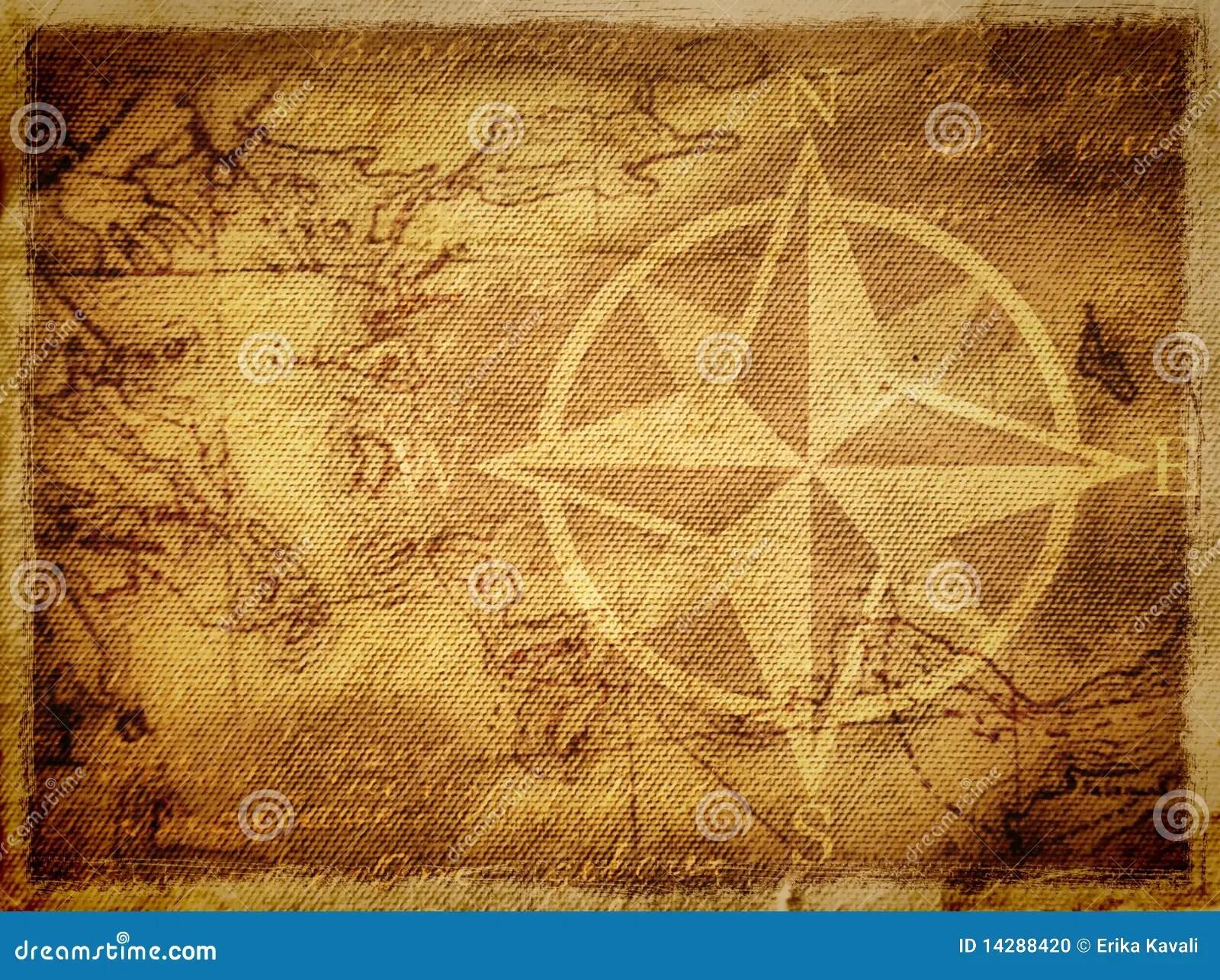 3d P Letter Wallpaper Ancient Map Background Stock Illustration Illustration Of