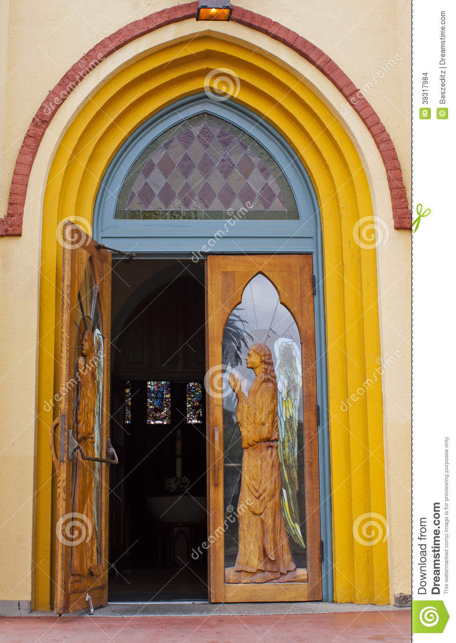 Open church door clipart -  Open Church Door Clipart