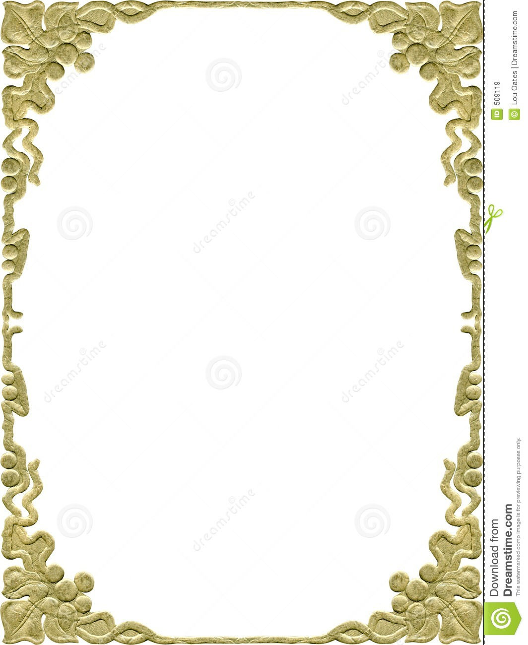 As Royal Decor 3d Wallpaper Antique Frame Royalty Free Stock Images Image 509119
