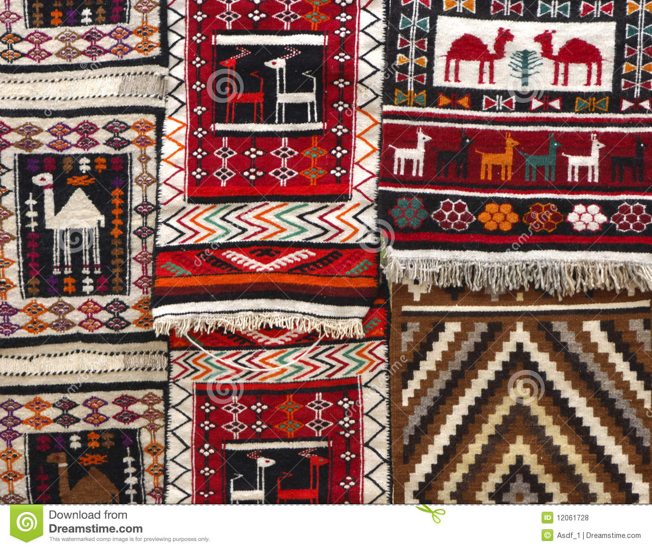 Arabische Teppiche Arab Carpets Royalty Free Stock Photos Image 12061728