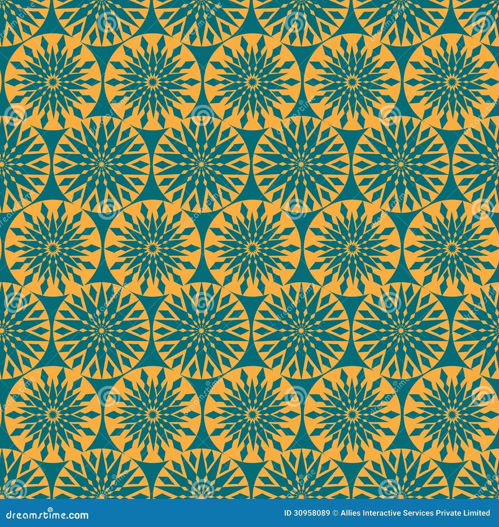 Tribal Pattern Wallpaper Hd Arabic Or Islamic Ornaments Pattern Royalty Free Stock