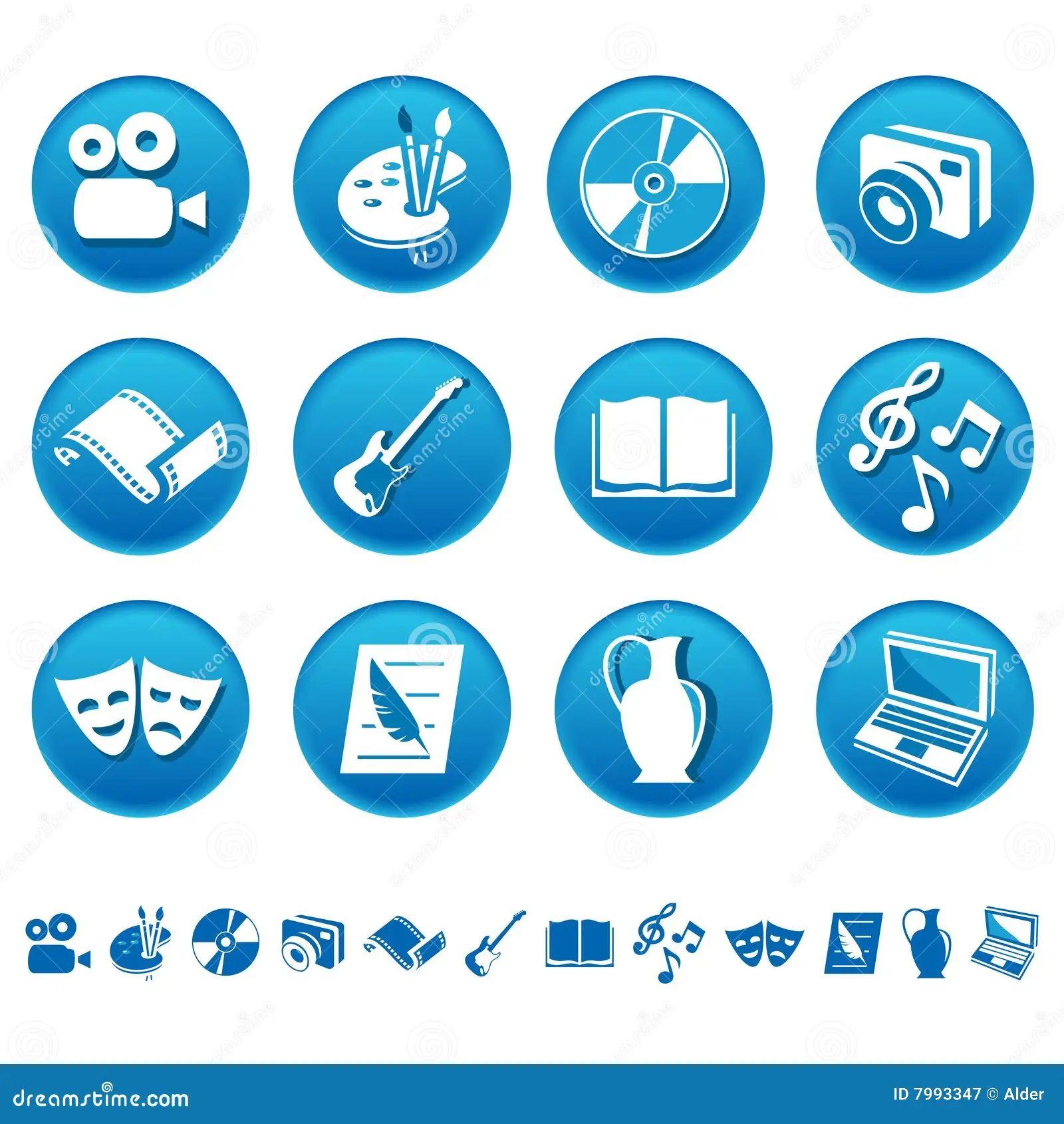 icone cv free