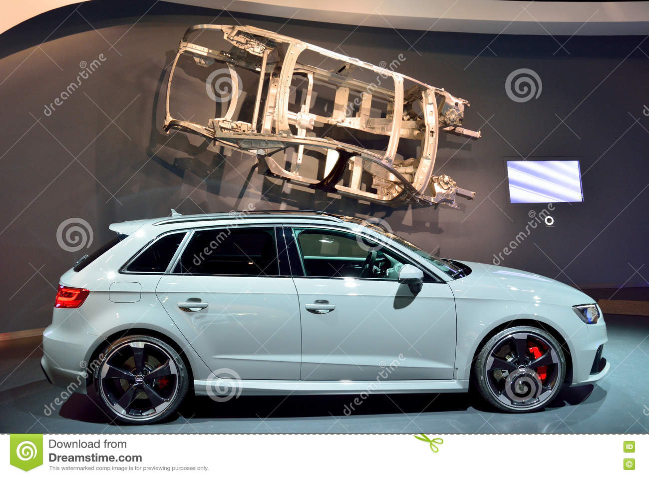 Rs3 Download Audi Rs3 Car Editorial Stock Image Image Of Europe Engine 81489814