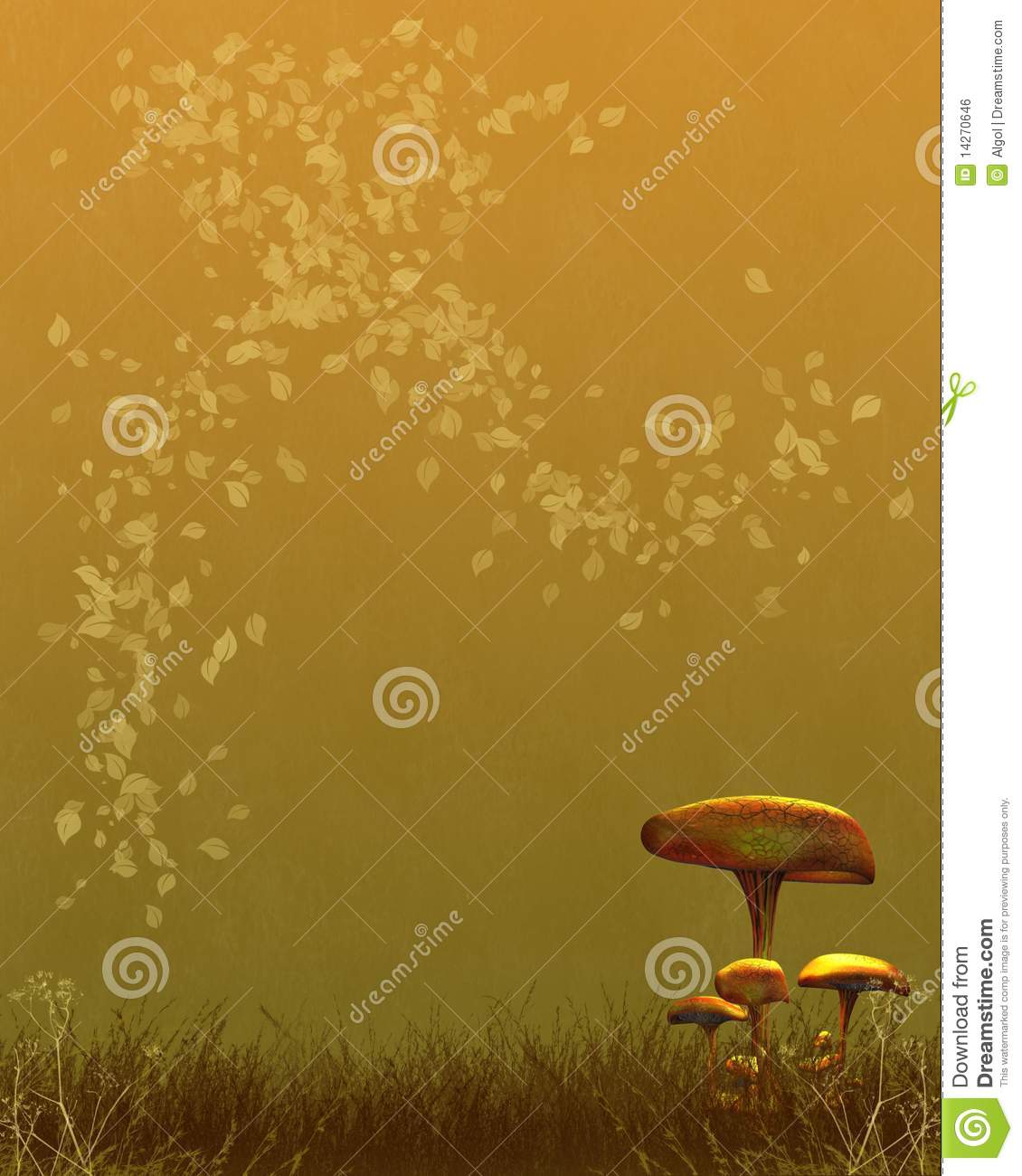 Free Wallpaper Fall Season Autumn Fall Toadstool Textured Background Paper Royalty